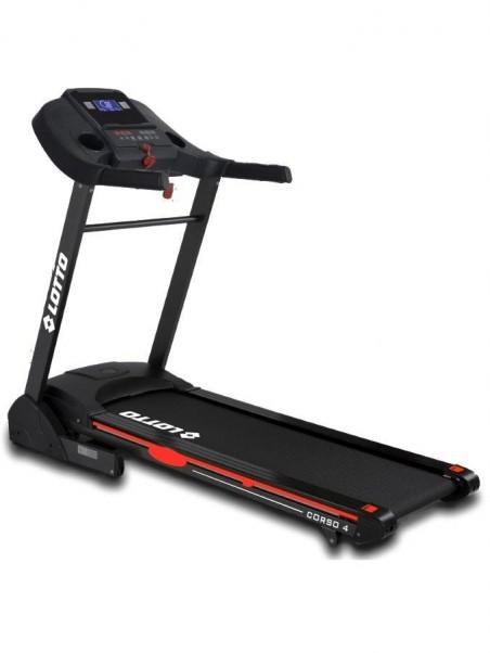Бягаща пътека CORSO 4 с 18 км / 2.0 HP Lotto Fitness