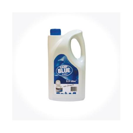 Химикал за химически тоалетни дезинфекциращ и разграждащ концентрат CAMP BLUE 2.5л