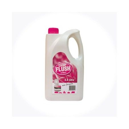 Ароматизиращ и почистващ концентрат за химически тоалетни CAMP FLUSH 2.5 л.