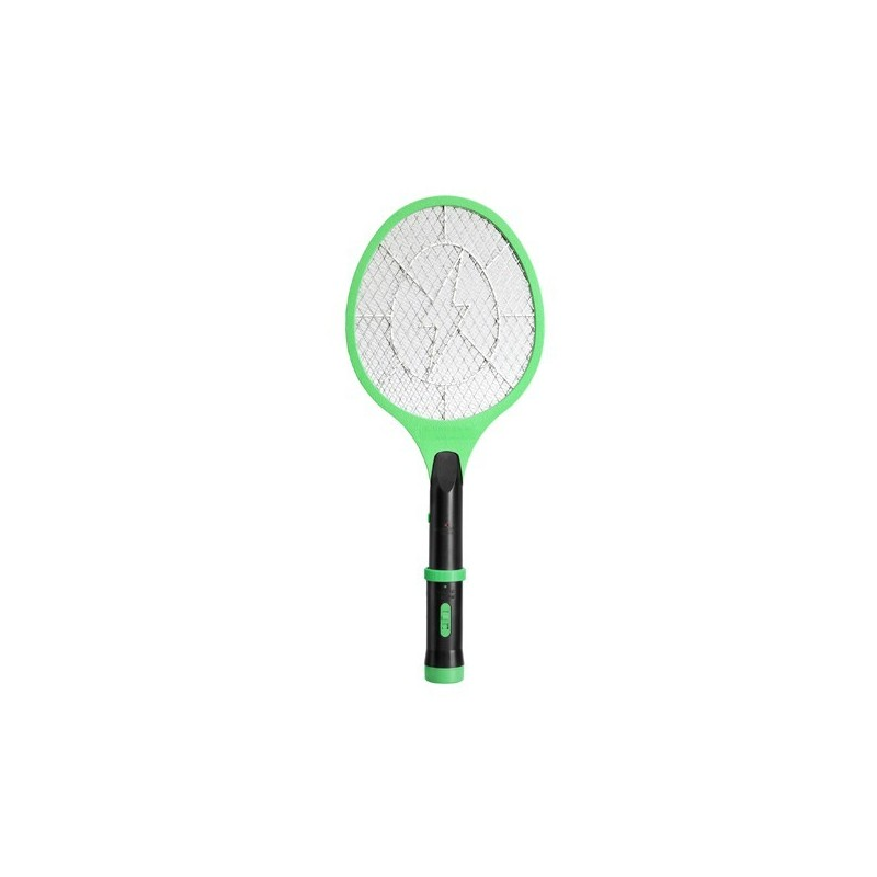 Електрическа ракета против насекоми с фенер