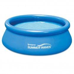 Басейн надуваем 2.44х76см. Summer Waves Quick Set