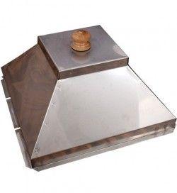 Капак за преносими барбекюта от инокс