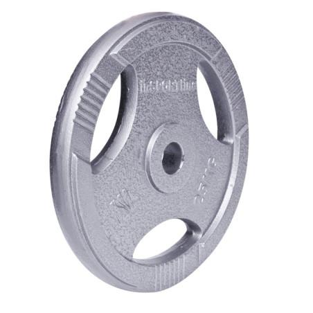 Дискове за щанги от стомана с отвори за хващане фи 30