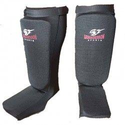 Протектори за крака за бойни спортове