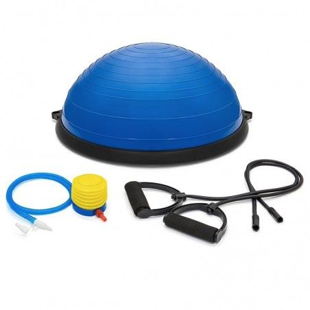 Босу топка за баланс с ластици