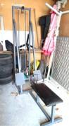 Скрипец долен с тежести 100 кг. употребяван
