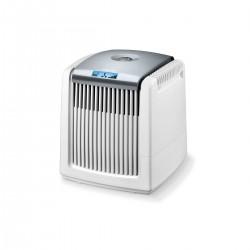 Пречиствател за въздух и овлажнител Beurer, LW220 бял