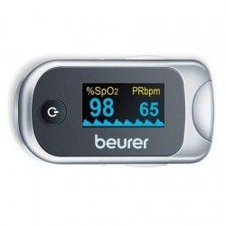 Уред за измерване на пулс и кислород в кръвта Beurer PO40