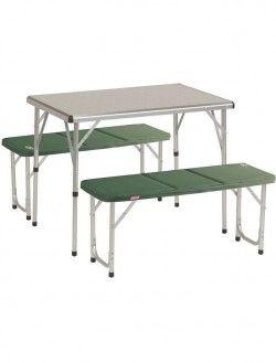 Комплект маса и пейки COLEMAN