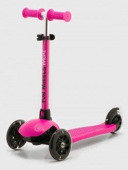 Триколка Fun Wheel Mini розова светещи колела