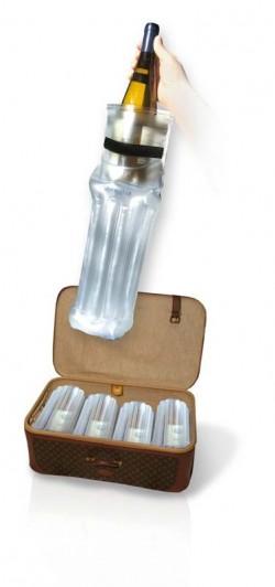 Протектор за бутилки - надуваем