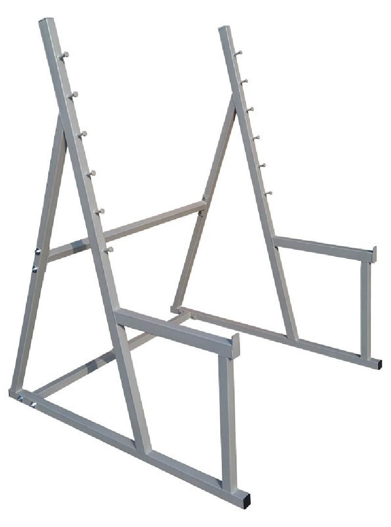 Пирамидална стойка за щанга - професионална