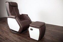 Масажен стол SMART V + масажна табуретка