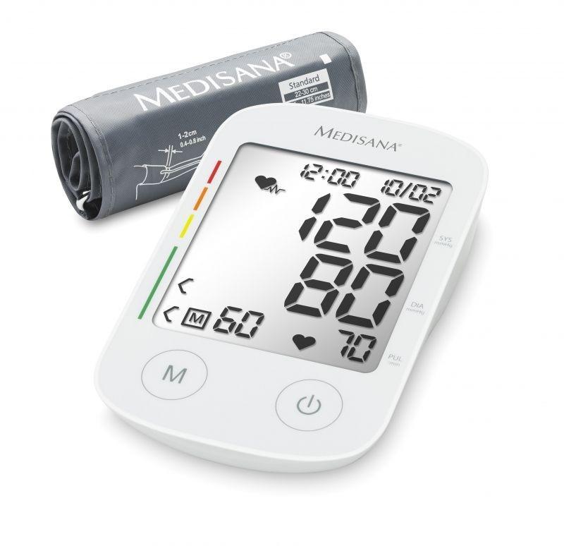 Говорещ апарат за измерване на кръвно налягане Medisana BU 535 Voice