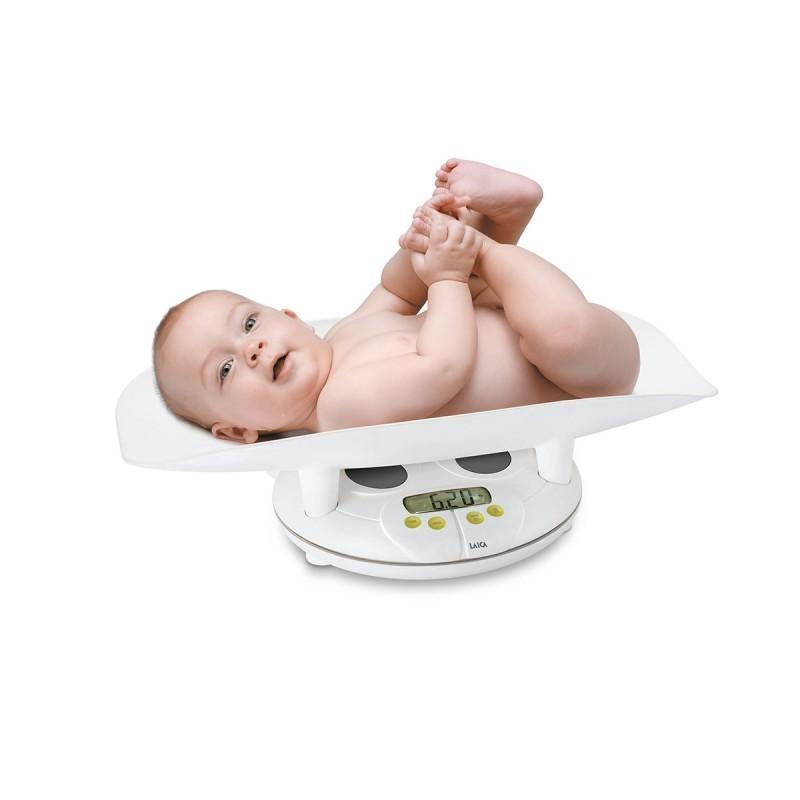 Бебешка и детска везна - кантар за деца Laica PS3004