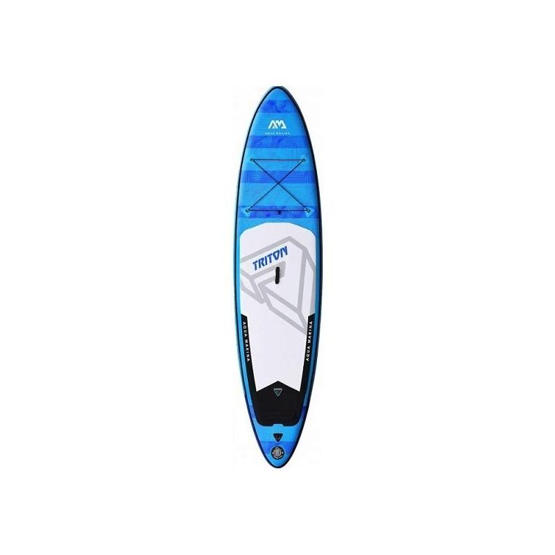 SUP Надуваема Дъска Aqua Marina Triton + Гребло Aqua Marina SPORTS III