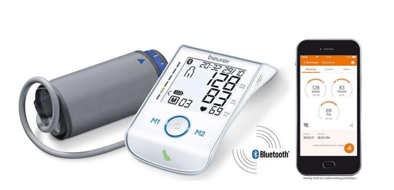 Beurer BM 85 Bluetooth ® монитор за кръвно налягане
