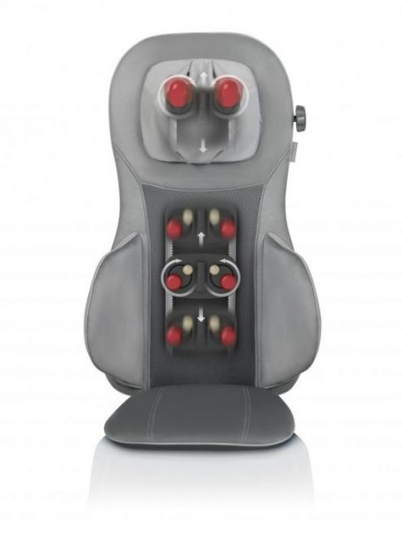 Масажираща седалка за шиацу, акупресурен и точков масаж Medisana MC 825 Plus