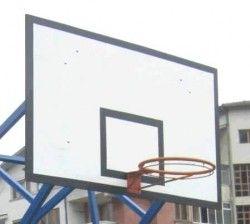 Табло баскетболно с размери 180х105 см, изработено от стъклопласт