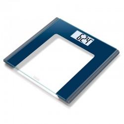 Везна дигитална за измерване на телесно тегло до 150 кг, GS 170 Sapphire BEURER с огромен дисплей