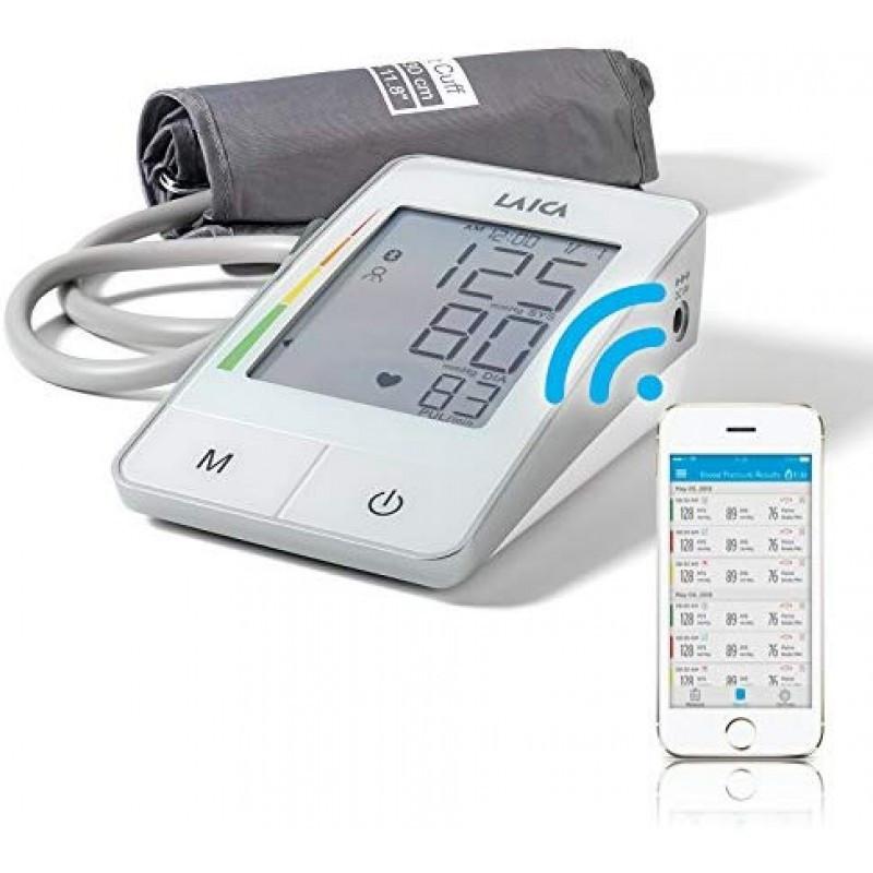 Смарт апарат за кръвно налягане с маншон Laica BM7002 с Bluetooth