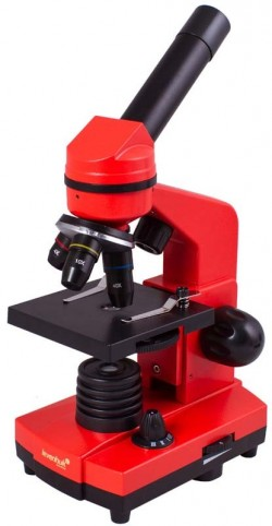 Микроскоп Levenhuk Rainbow 2L Orange