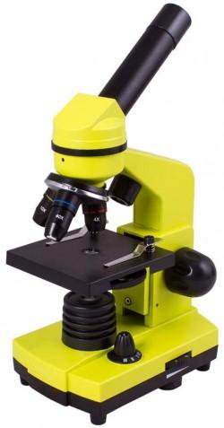 Микроскоп Levenhuk Rainbow 2L Lime