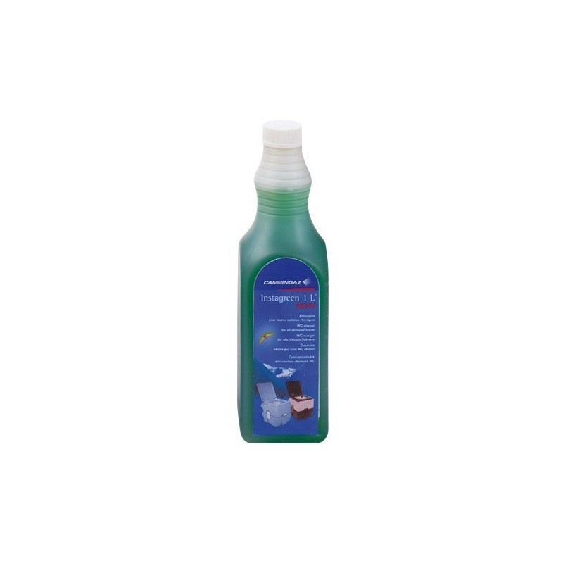 Химикал за химически тоалетни INSTAGREEN 1л. концентрат