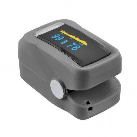 Оксиметър пулсомер. Уред за измерване нивото на кислород в кръвта и сърдечния пулс SpO2