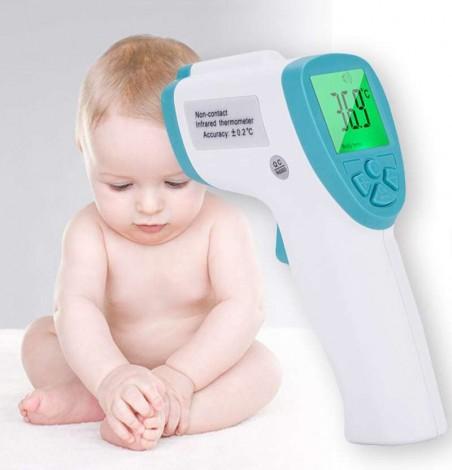 Безконтактен инфрачервен термометър FI06