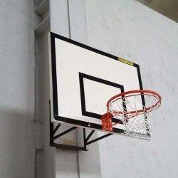 Баскетболно табло от стъклопласт 120х90см