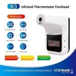Медицински Термометър Wpower К3, Автоматичен, Инфрачервен, Безконтактен