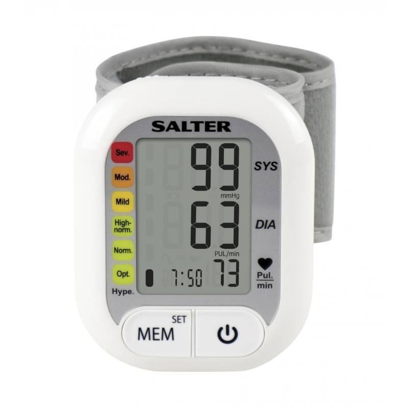 Апарат за Кръвно Налягане за Китка BPW 9101 Salter