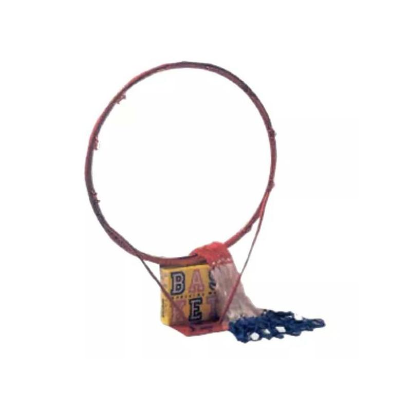 Баскетболен ринг SPARTAN 45 см, с мрежа