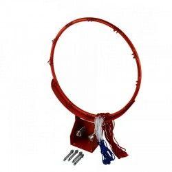 Баскетболен ринг 45 см, пружинен, с мрежа