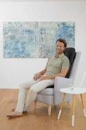 Масажираща седалка за шиацу масаж Medisana MC 828 - затопляща и охлаждаща функция