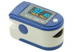 Пулсоксиметър Contec CMS50D- Уред за измерване нивото на кислород в кръвта и сърдечния пулс