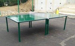 Тенис маса за открито метал