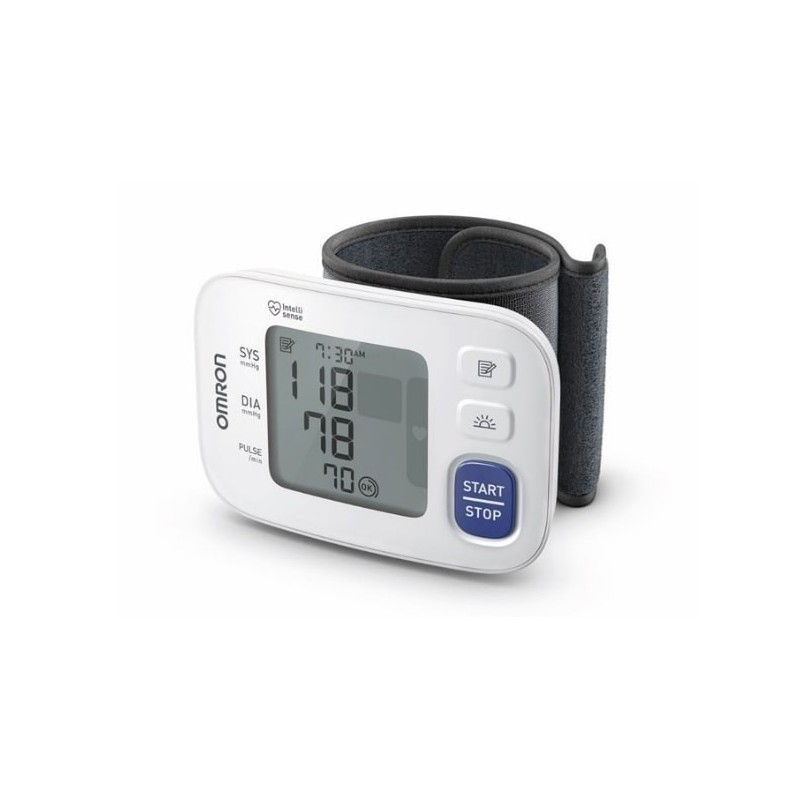 Апарат за измерване кръвното налягане на китка Omron RS4