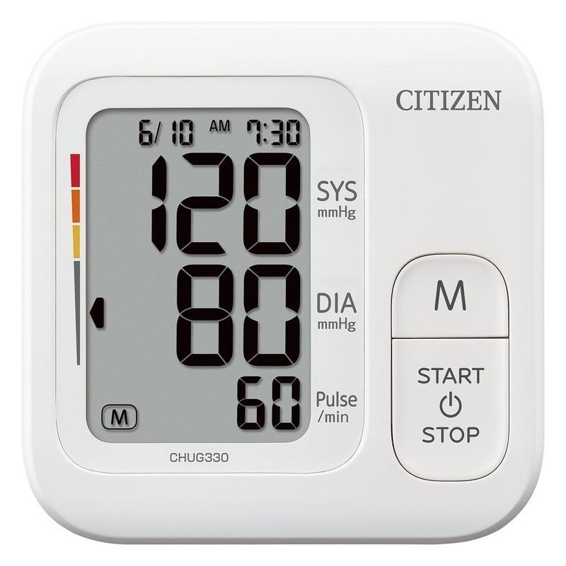 Апарат за измерване на кръвно Citizen CHUG 330