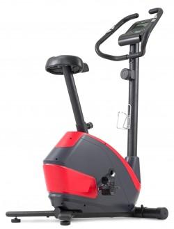 Велоергометър TS 240 за хора до 135 кг. червен