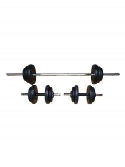 Комплект тежести и лостове 36 кг