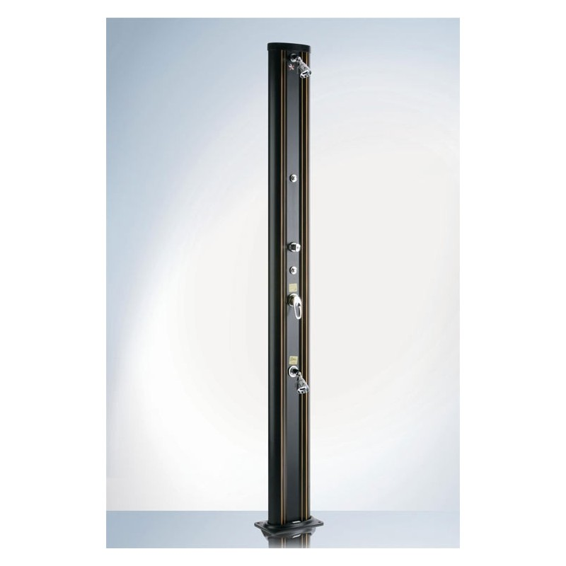 Алуминиев соларен душ 32L AR1130