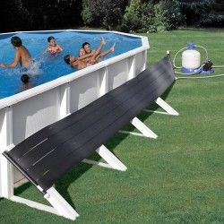 Слънчев панел 600 х 60 см. за затопляне на водата в басейни