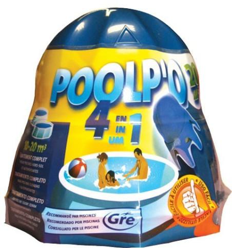 Химикали за басейни - всичко в едно за малки басейни