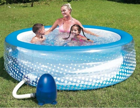 Надуваемо джакузи Bestway 51109 Bubble Play Pool
