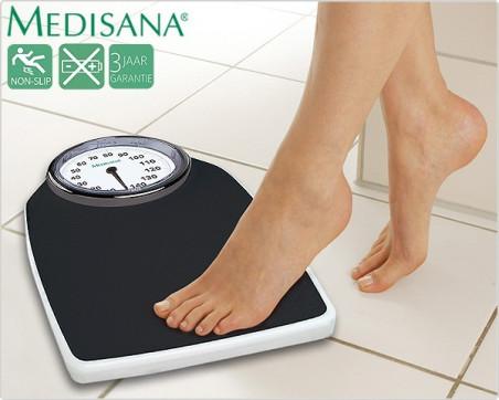 Механичен кантар Medisana PSD 40461