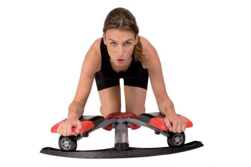 Фитнес уред за тренировка Swing trainer Lanaform100305
