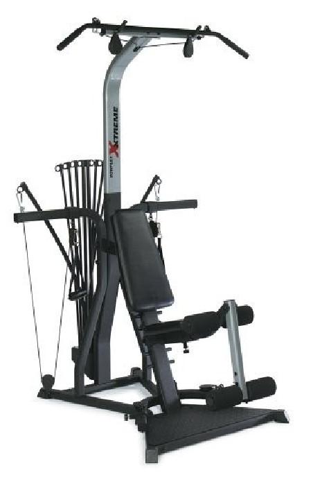 Комбиниран гладиатор Bowflex-Xtreme XTLU