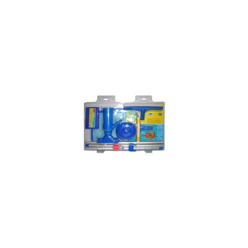 К-кт за почистване на басейн с картушен филтър 08050